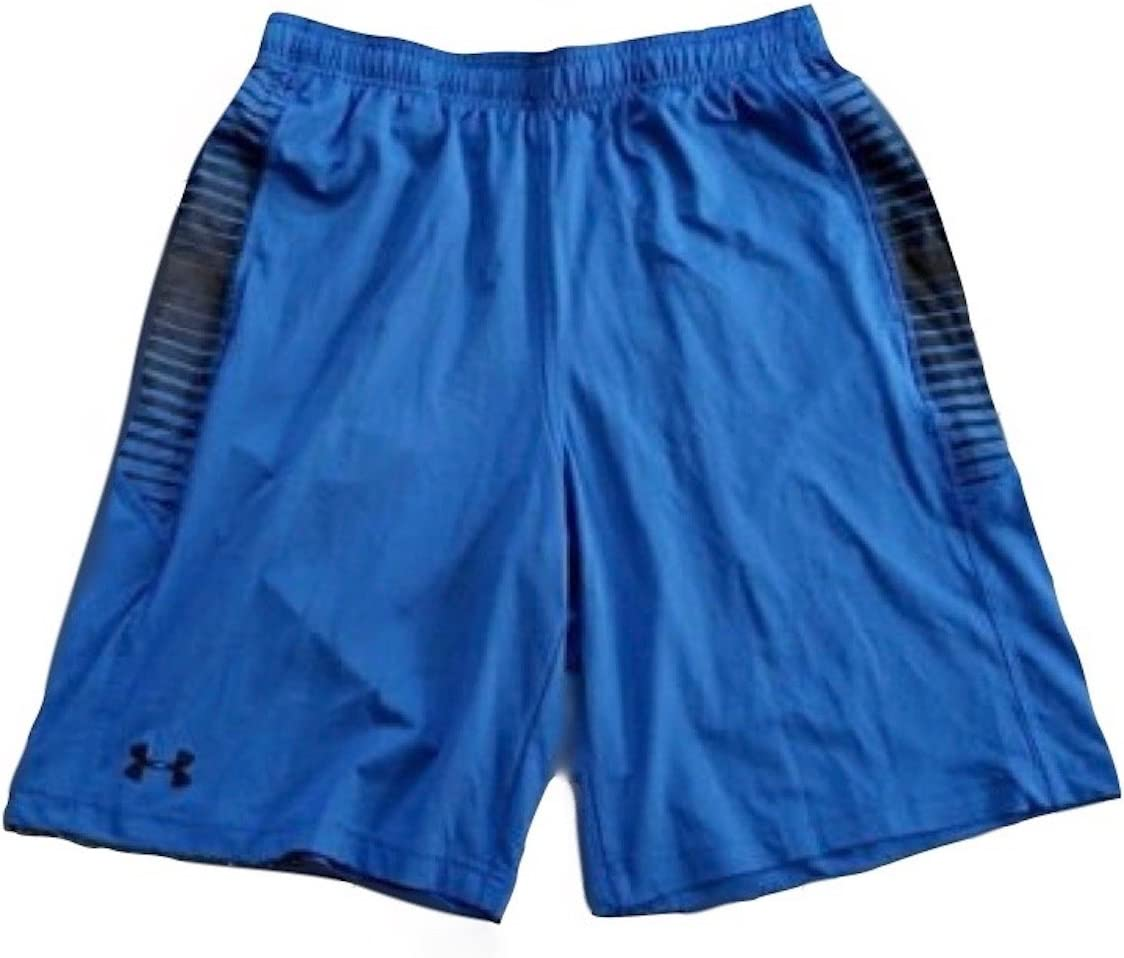 Under Armour MEN/'S Athletic Shorts Loose Heat Gear Red 1291317 Size L