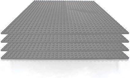 LEGO LEGOS Set of 4 Round Corner Bricks 4 x 4 Full Brick  BLUE Star Wars