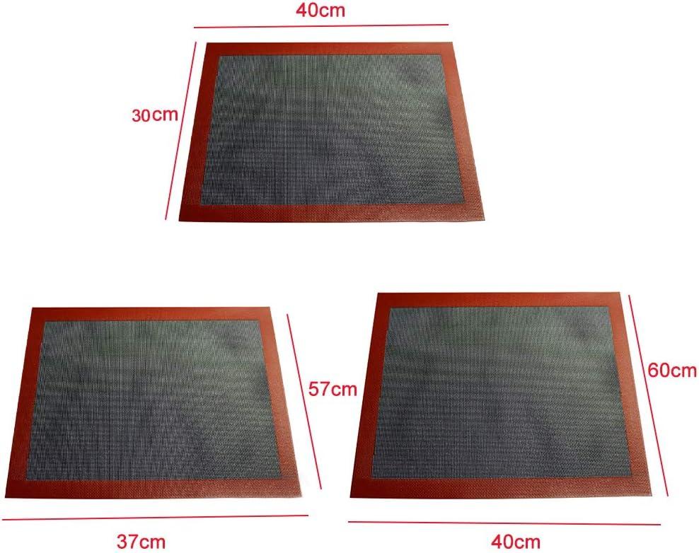 Tescoma Delicia Alfombrilla microperforada de silicona 40 x 30 cm