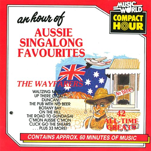 It's A Brown Slouch Hat / Dinki-Di / Take Me Back To Dear Old Aussie / Is He An Aussie Lizzie / Suvla Bay / Bless 'Em All