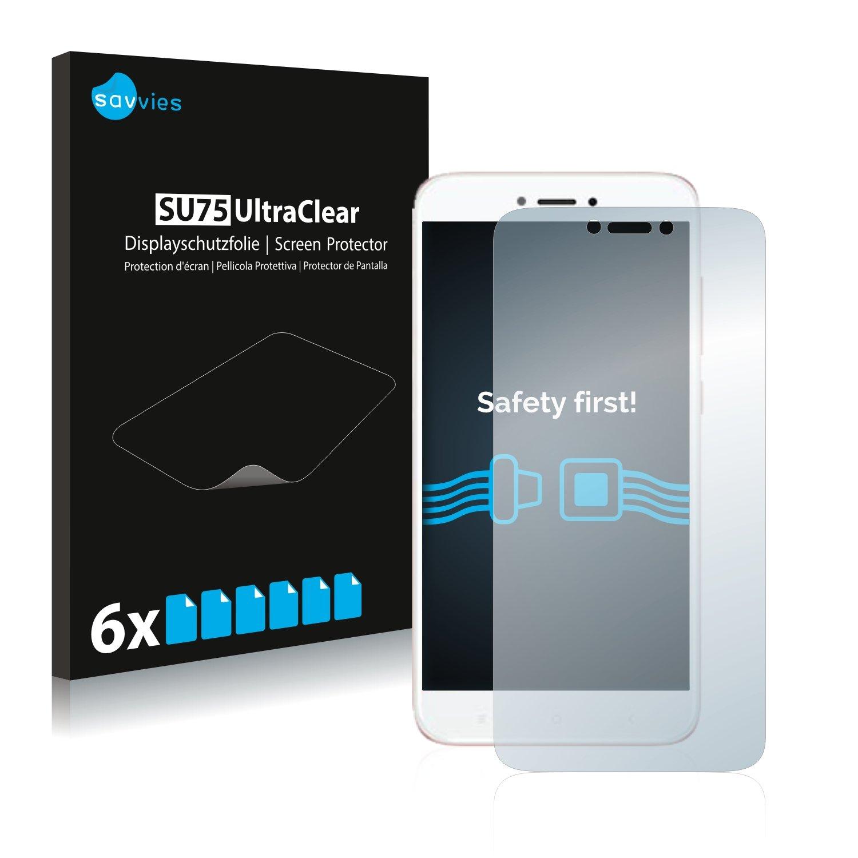 6x Savvies Transparent Protective Film