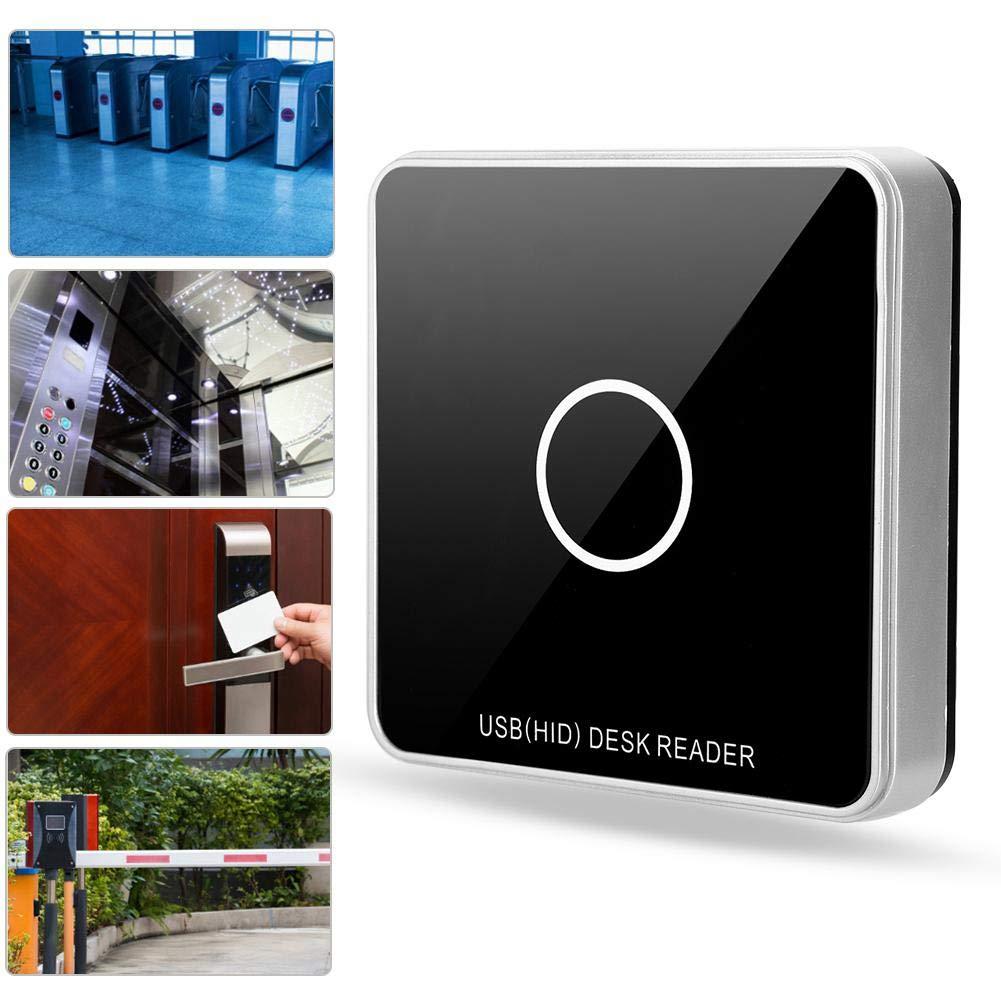 13.56Mhz pour Carte /à Puce Lecteur de Carte RFID Lecteur de Carte /à Puce pour capteur de proximit/é sans Contact Lecteur de Carte RFID IC//ID de contr/ôle dacc/ès de Porte USB Power