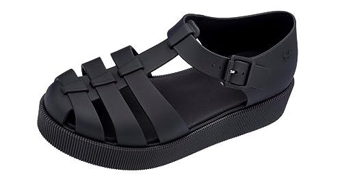 d9e85350955c Zaxy Ladies Make Platform Sandals in Black  Amazon.co.uk  Shoes   Bags