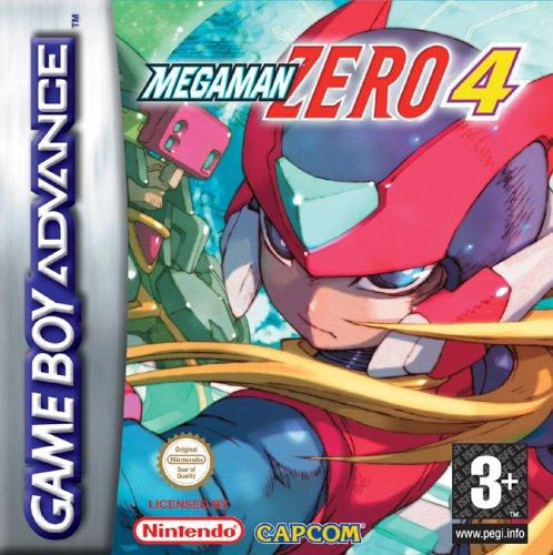 Megaman Zero 4 (GBA)