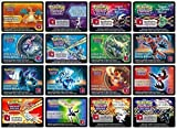 pokemon codes plasma freeze - 10 EX Code Cards (From Tin or Box) (At least 5 Unique Ones!)
