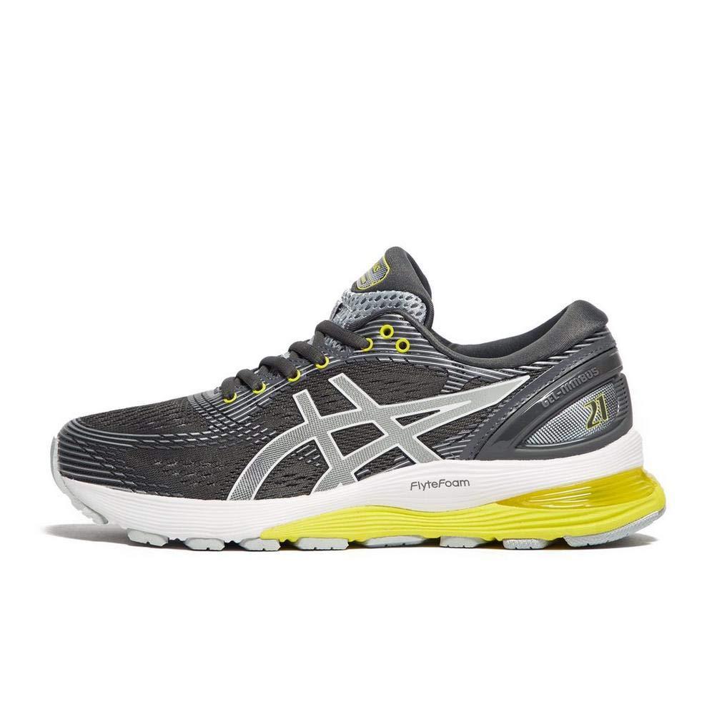 Dark gris mid gris ASICS Gel-Nimbus 21, Chaussures de FonctionneHommest Femme