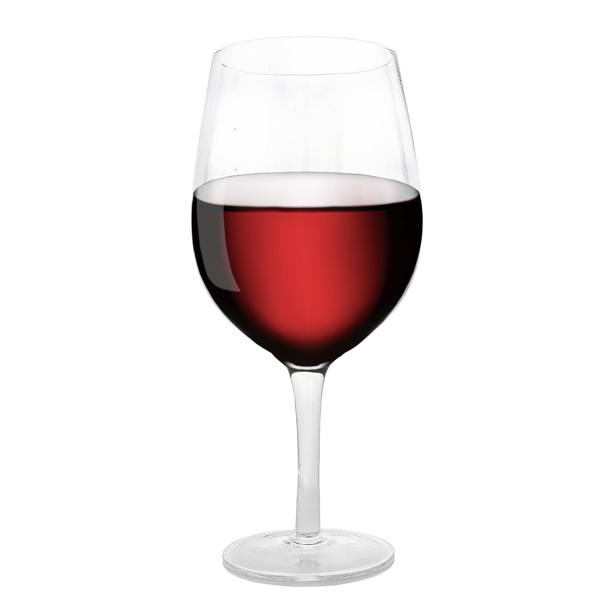 Kovot Giant Wine Glass Holds a Whole Bottle of