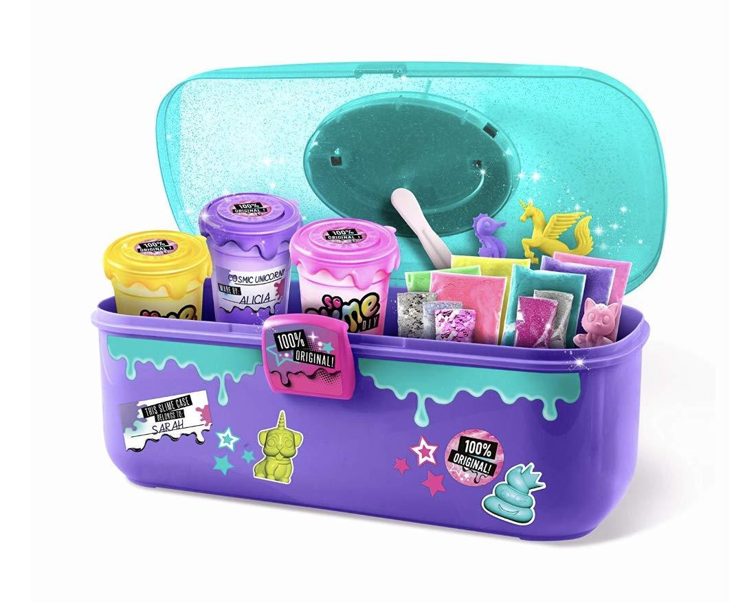 So Slime DIY Slime Case Storage Set + Rainbow Slime Three Pack! by So Slime (Image #2)