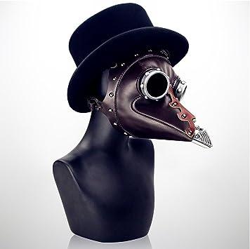 Máscara de Doctor Plaga Steampunk CX Best