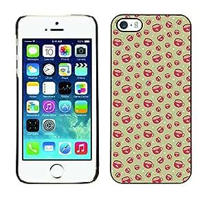 ZECASE Funda Carcasa Tapa Case Cover Para Apple iPhone 5 / 5S No.0000586