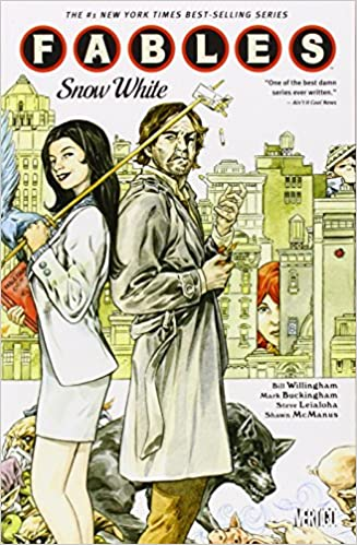 Image result for fables volume 19 and 20