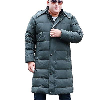 ZJEXJJ Limited Veste de Manteau d'hiver Homme Veste de