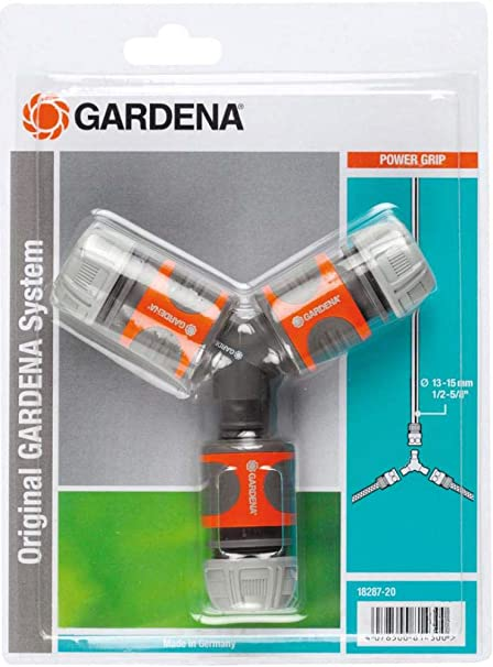 """GARDENA Schlauchverbinder-Satz 13 mm 1//2/"""" und 15 mm 5//8/"""" : Steckverbinder"""