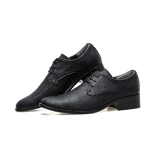Zapatos de Vestir para Hombre Zapatos de Negocios Impresos ...