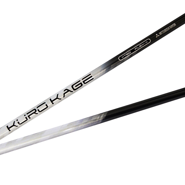 MITSUBISHI RAYON(ミツビシレイヨン) ゴルフシャフト  KUROKAGE XT 単品   60 X   B00XFIEDTI