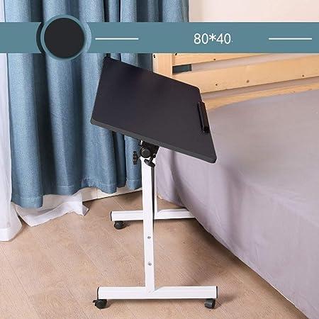 YQ WHJB Mesa de reclinable para Colocar sobre la Cama, mesita de ...