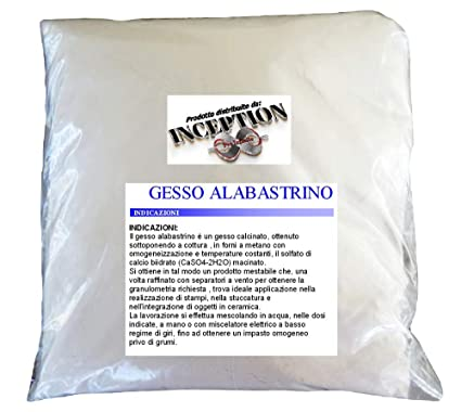 Other Art Supplies Art Supplies Gesso Ceramico Bianco 5kg Gesso Alabastrino Per Colata Stampi Gessetti T.o.