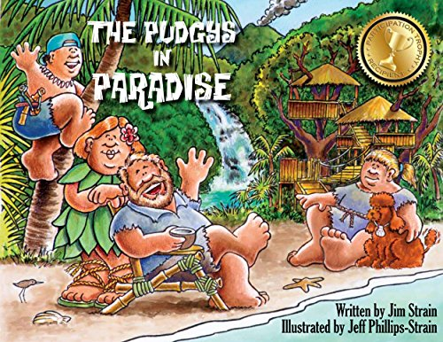 The Pudgys in Paradise by [Strain, Jim]