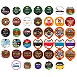 Coffee Variety Sampler Pack for Keurig K-Cup Brewers, 40 Count