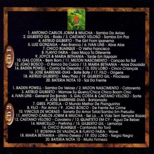 Bossa Nova & Samba: Deja Vu Retro Gold Collection