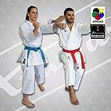 Arawaza Black Diamond WKF Approved Karate Uniform