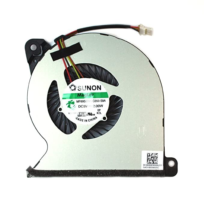 New HP Pavilion G4-1000 G6-1000 G7-1000 Series CPU Cooling Fan 3PIN Notebook MA