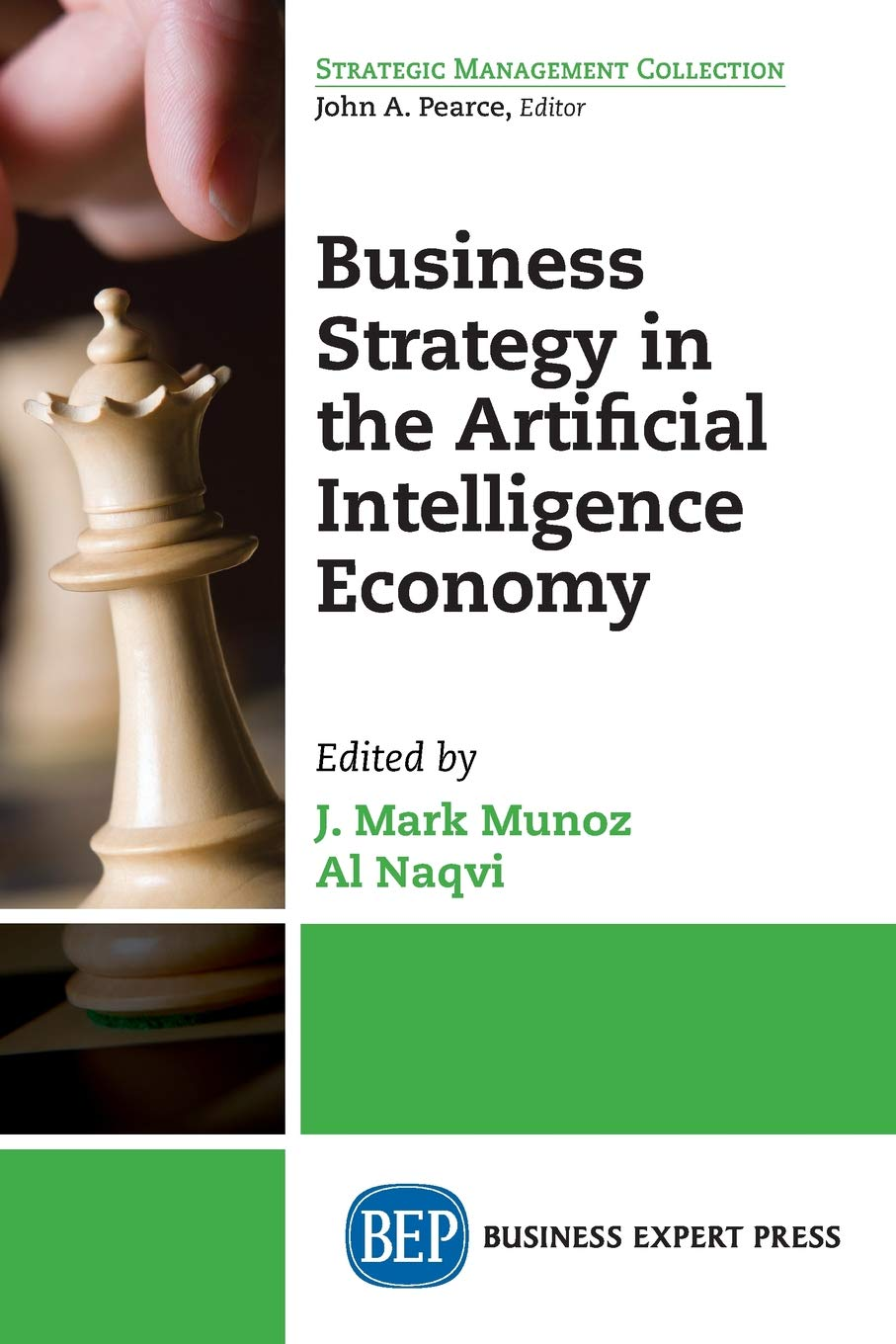 Business Strategy in the Artificial Intelligence Economy ebook