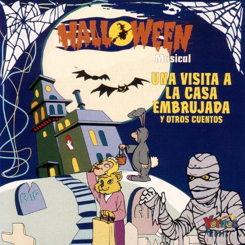 Halloween Musical - Cuentos / Rondas, Cumbias Y (Un Cuento De Halloween)