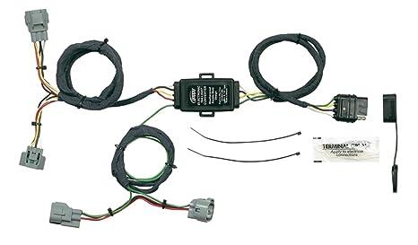 amazon com hopkins 43355 plug in simple vehicle wiring kit automotive rh amazon com