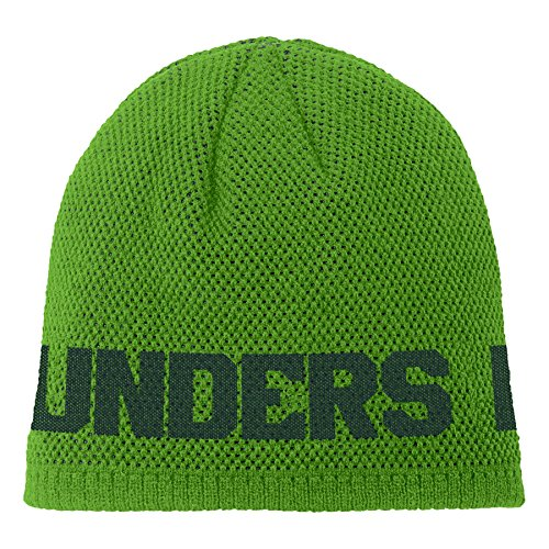 MLS Seattle Sounders FC Boys Cuffless Knit Hat, Green, One Size (8)