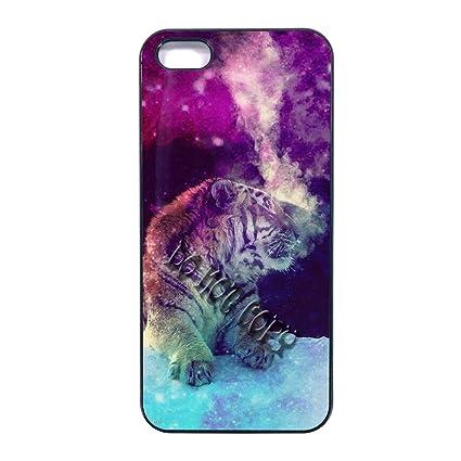 Amazon.com: tiger iphone 5c case/tiger iphone 5c cover/5c ...