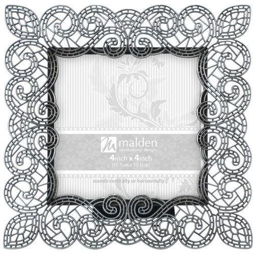Malden International Designs Sabella Lace Metal Picture for sale  Delivered anywhere in USA