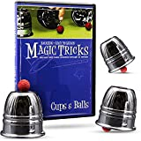 Magic Makers Magic Tricks You Can Master Cups and Balls Combo