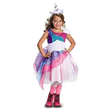Amazon.com: Girls Unicorn Halloween Costume: Toys & Games