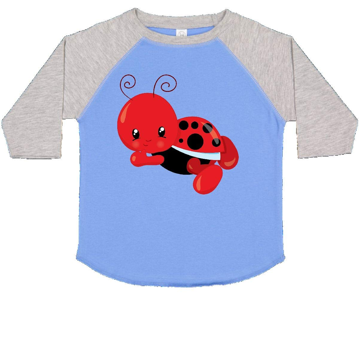 inktastic Adorable Ladybug Toddler T-Shirt