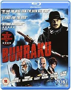 Bunraku [Blu-ray] [Reino Unido]