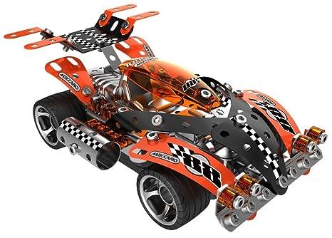 Cars Meccano 886350 - Turbo Rc Racer