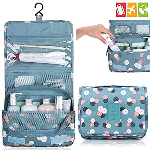 Review Portable Hanging Travel Toiletry