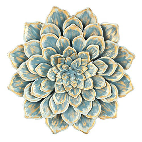 Multiple Layer Metal Wall Flower Review