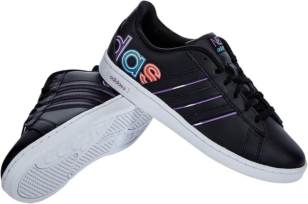 Adidas NEO Label Derby W Damen Sneaker. Diese Echtleder