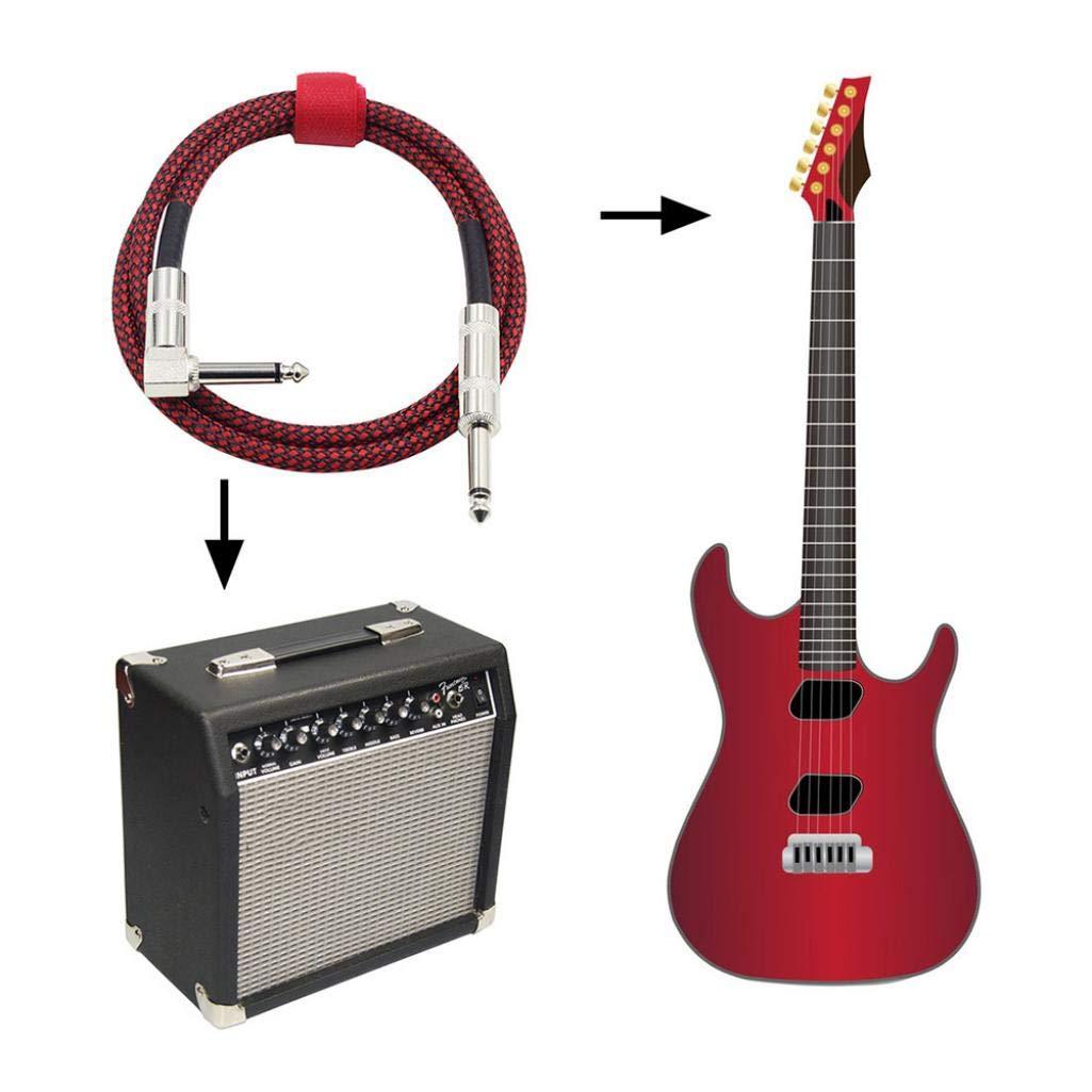 Purple+black 3M LOadSEcr's Musical Instruments Tool 3m/10ft 6.35mm ...