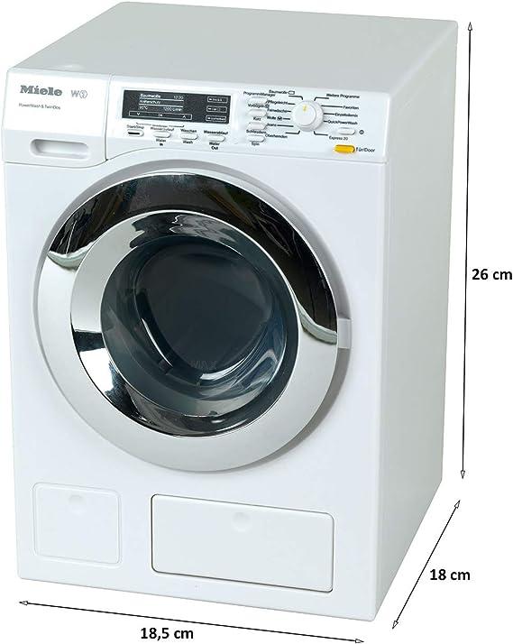 Theo Klein 6941 - Miele Lavadora: Amazon.es: Grandes electrodomésticos
