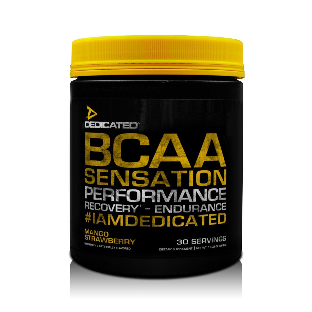 FT Performance Labs Fuel BCAA, All Natural Branched Chain Essential Amino Acids, Muscle Growth and Recovery Drink
