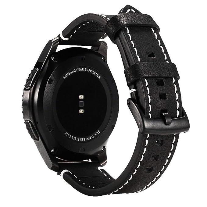 Correa de repuesto para reloj Samsung Gear S3 Frontier de 22 ...