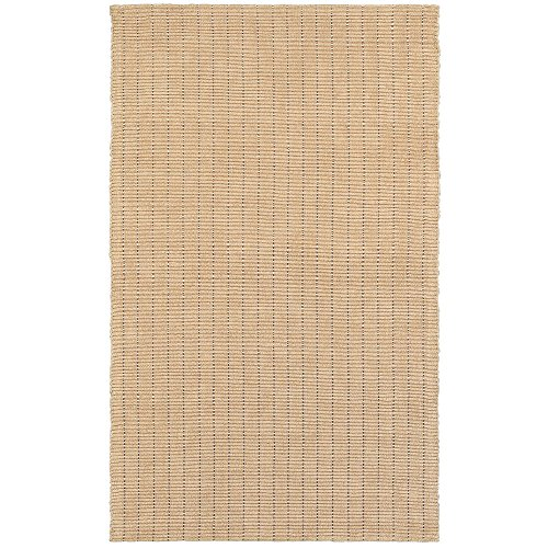 LR Resources Kessler LR81216-SDT6090 Sandy Taupe Rectangle 6 X 9 ft Indoor Area Rug, 6 x 9 ,