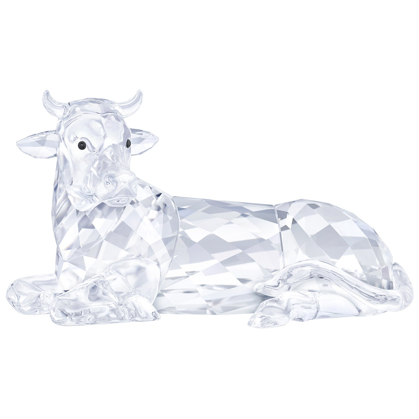 Swarovski Nativity Scene-Ox