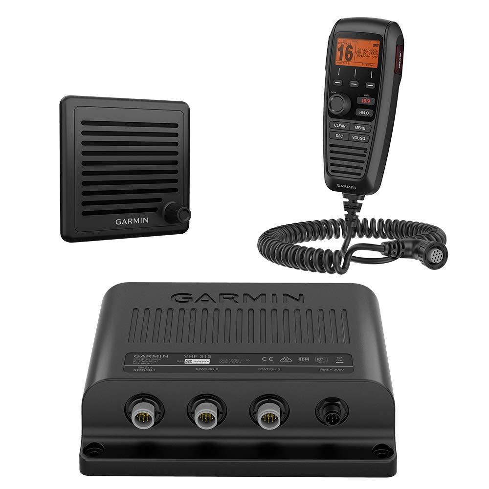 Garmin 0100204700 VHF 315, Modular, with Hailer & GPS by Garmin