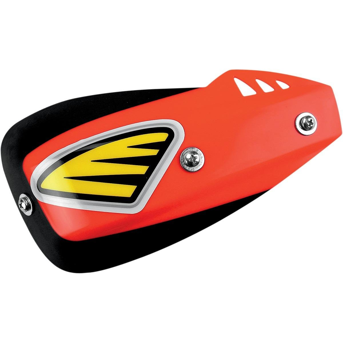 Cycra Pro Bend Enduro DX Replacement Shields RED