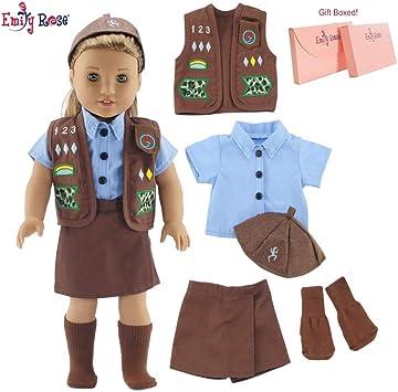 Amazon.com: Ropa para muñeca de 18 pulgadas como el ...