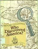 Before Columbus, Harry E. Neal, 0671424041